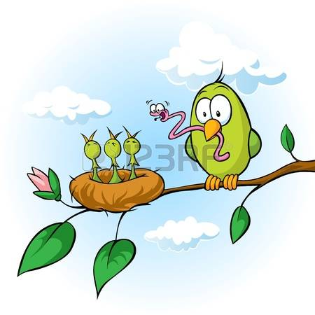 Birdfeeding clipart #10, Download drawings