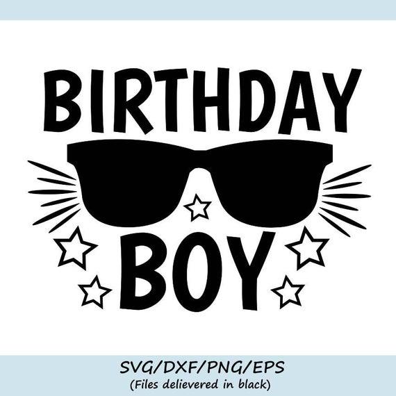 birthday boy svg #613, Download drawings