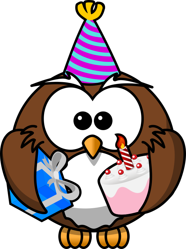 Birthday clipart #3, Download drawings