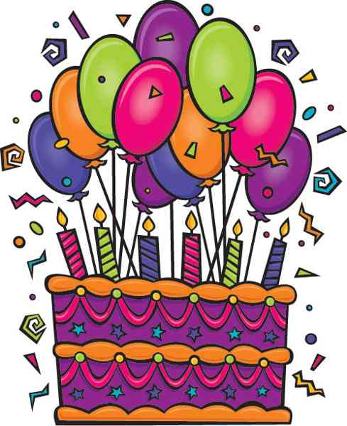 Birthday clipart #19, Download drawings