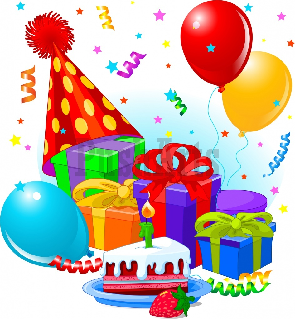 Birthday clipart #14, Download drawings
