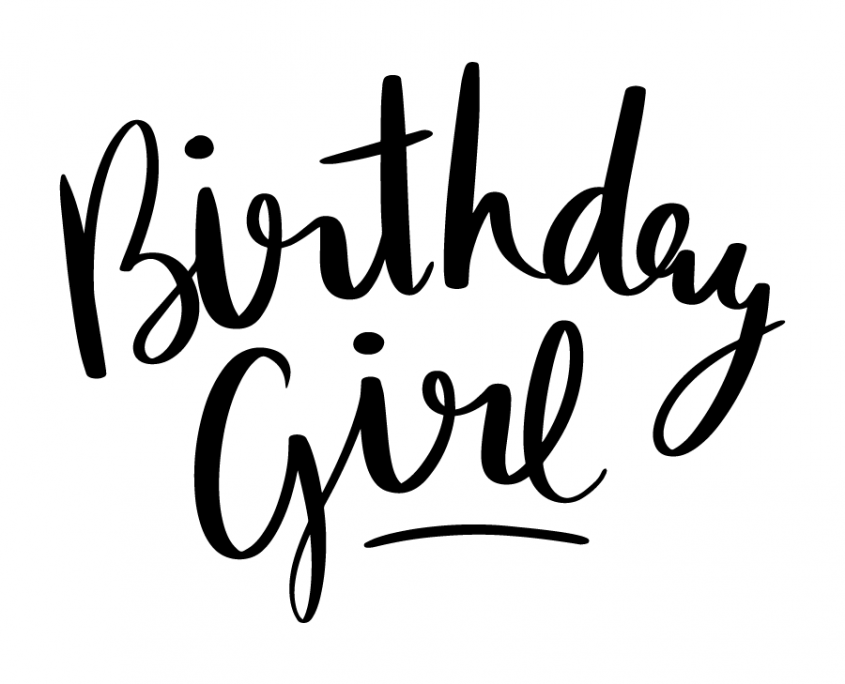 birthday girl svg #677, Download drawings