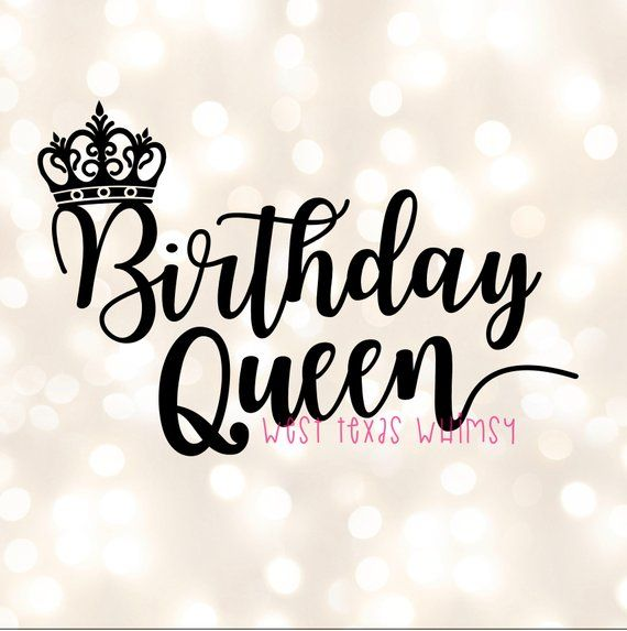 birthday queen svg #1135, Download drawings