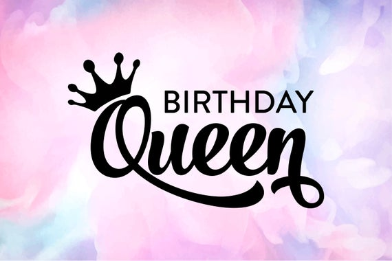birthday queen svg #1136, Download drawings