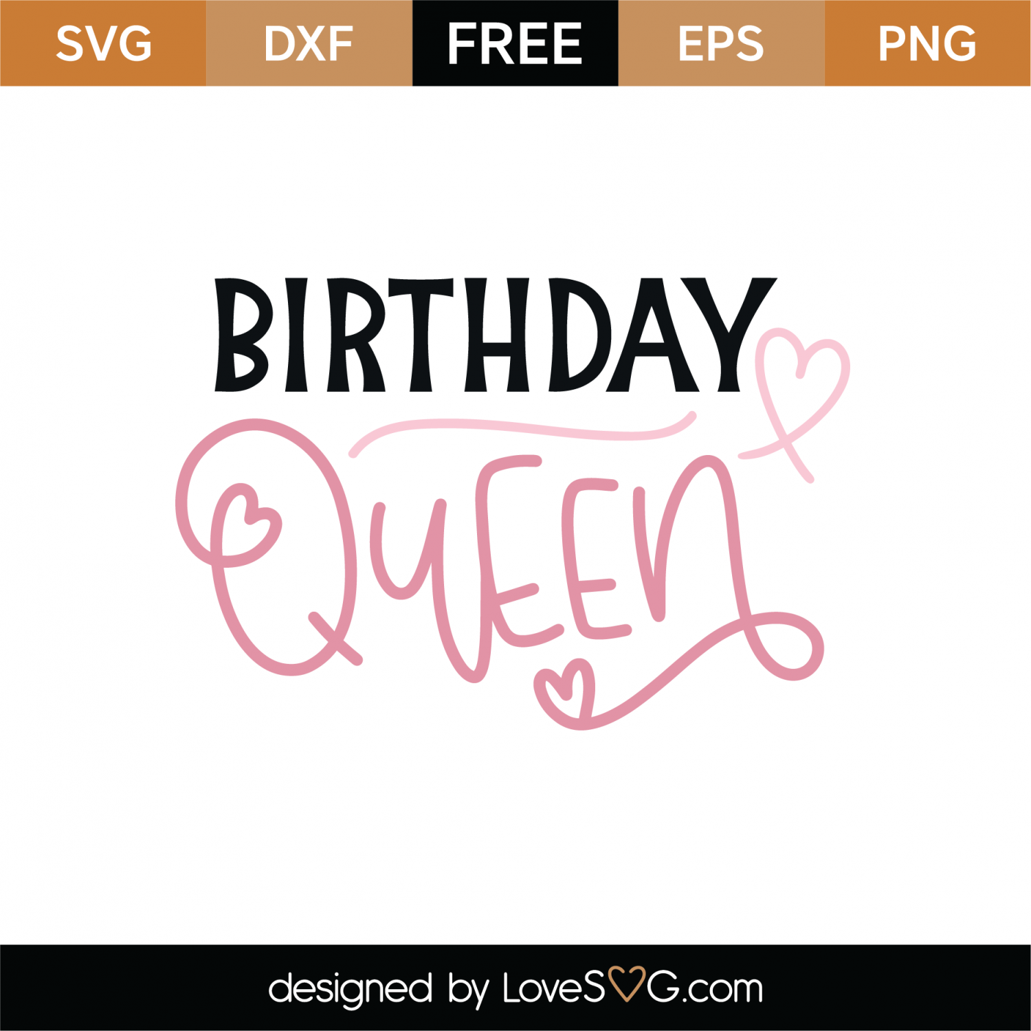 birthday queen svg #1143, Download drawings