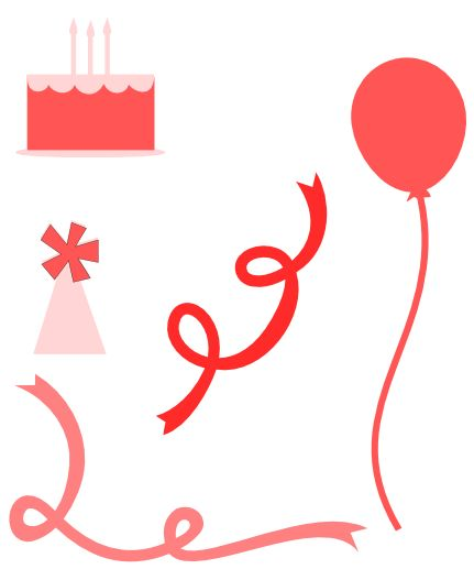 Birthday svg #5, Download drawings