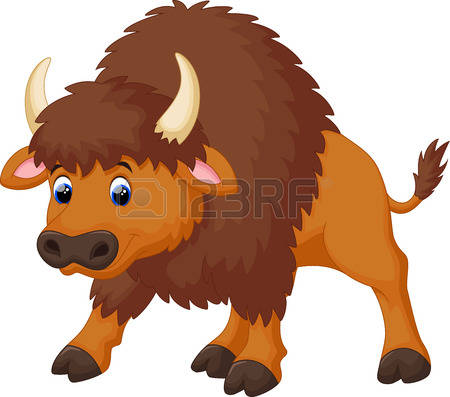 Bison clipart #10, Download drawings