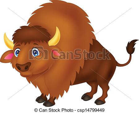 Bison clipart #13, Download drawings