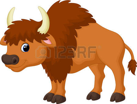 Bison clipart #9, Download drawings
