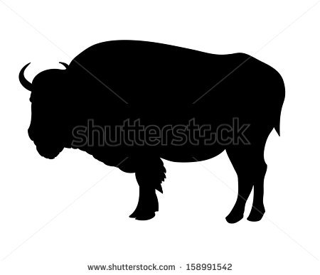 Bison svg #13, Download drawings