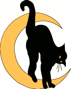 Black Cat clipart #14, Download drawings