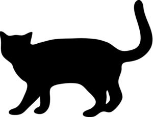 Black Cat clipart #9, Download drawings