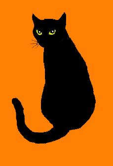 Black Cat clipart #18, Download drawings