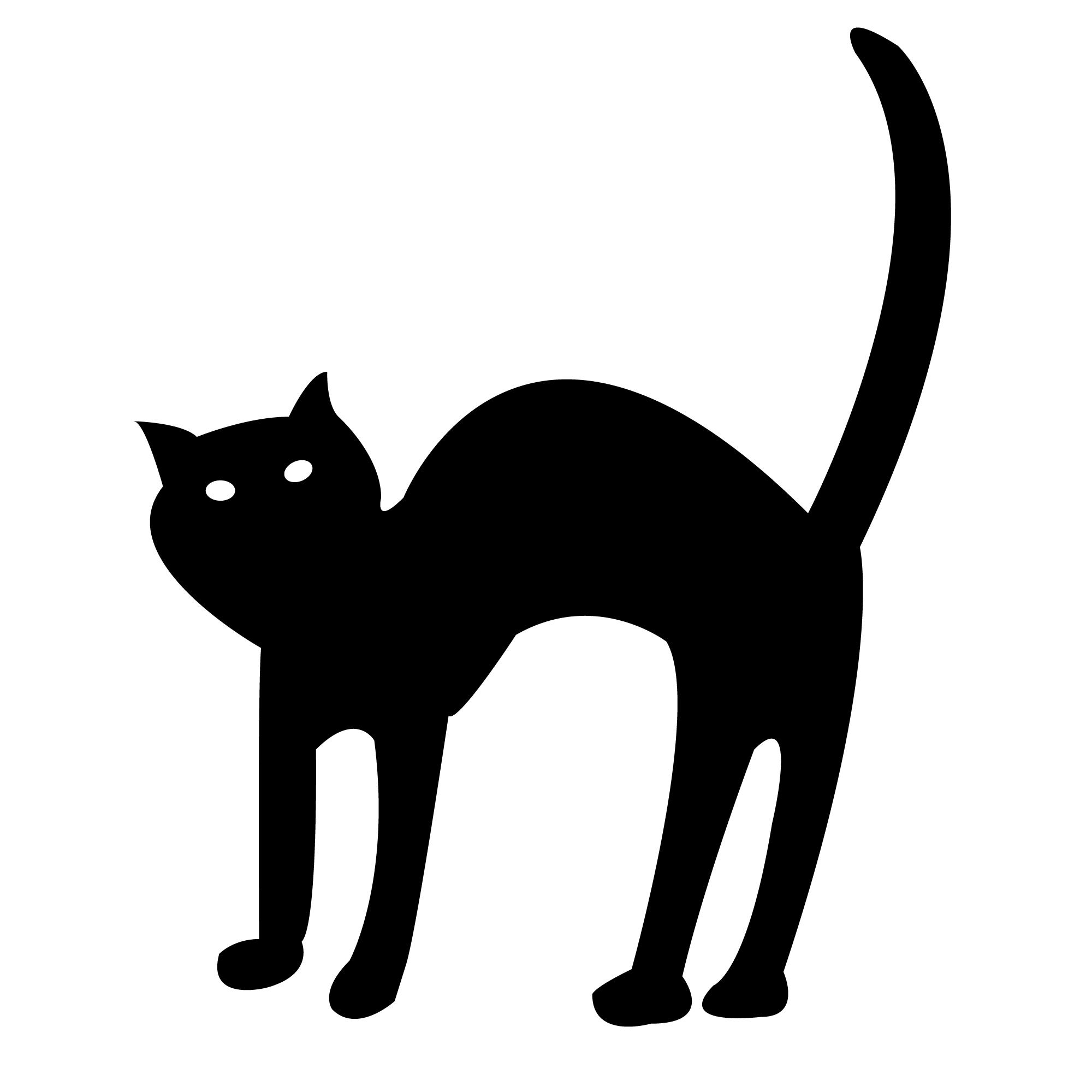 Black Cat clipart #7, Download drawings