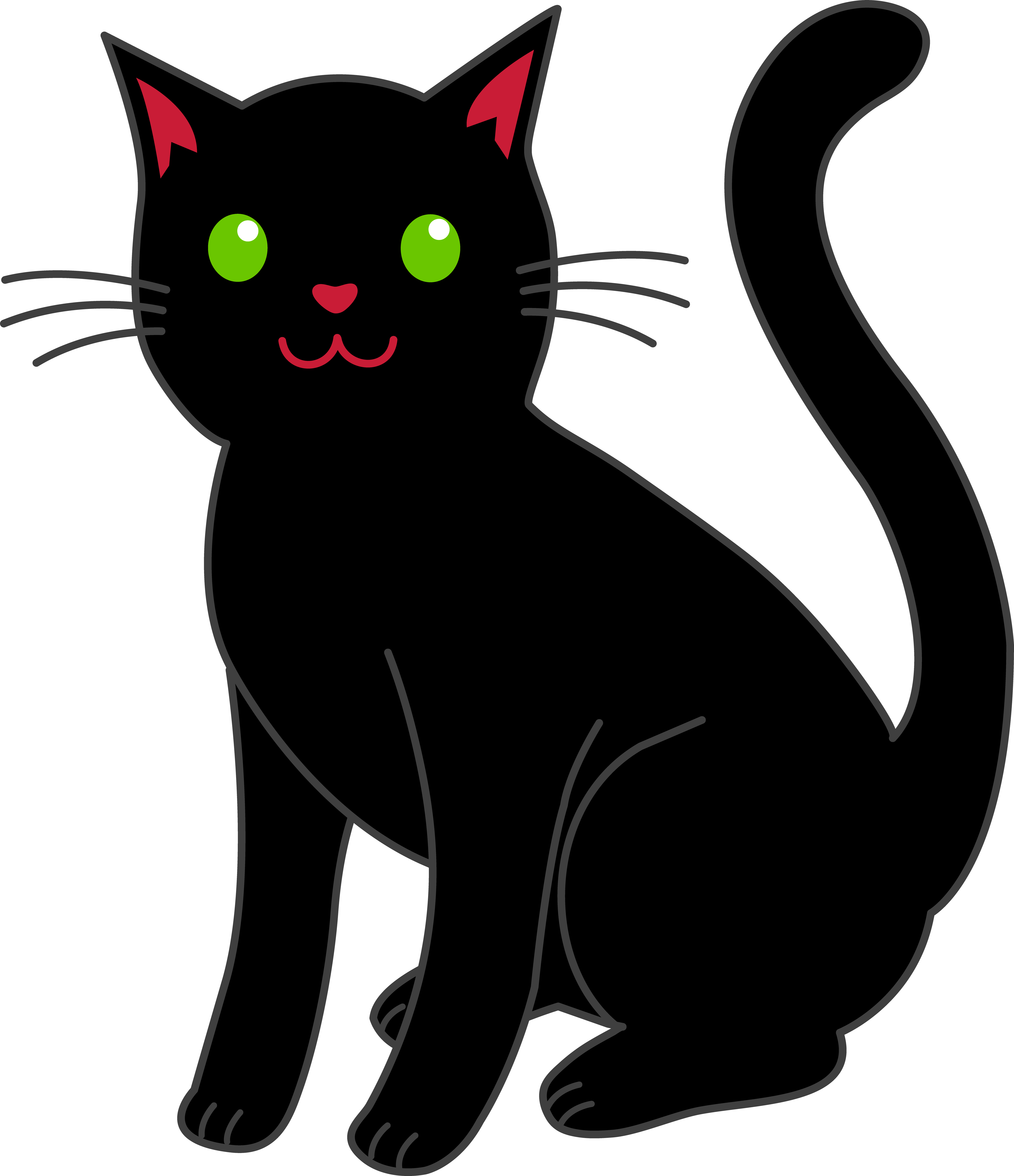 Black clipart #3, Download drawings