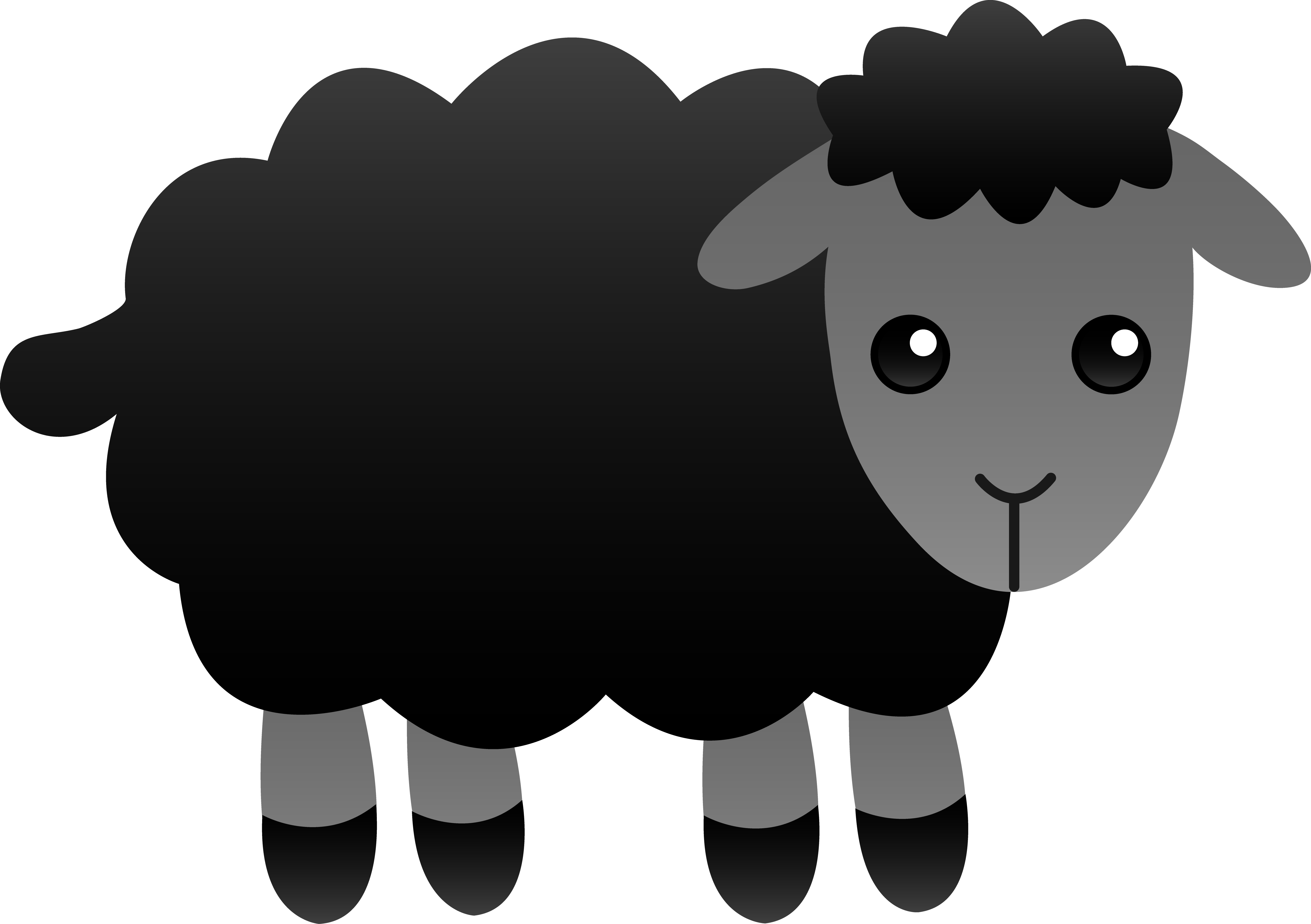 Black clipart #4, Download drawings