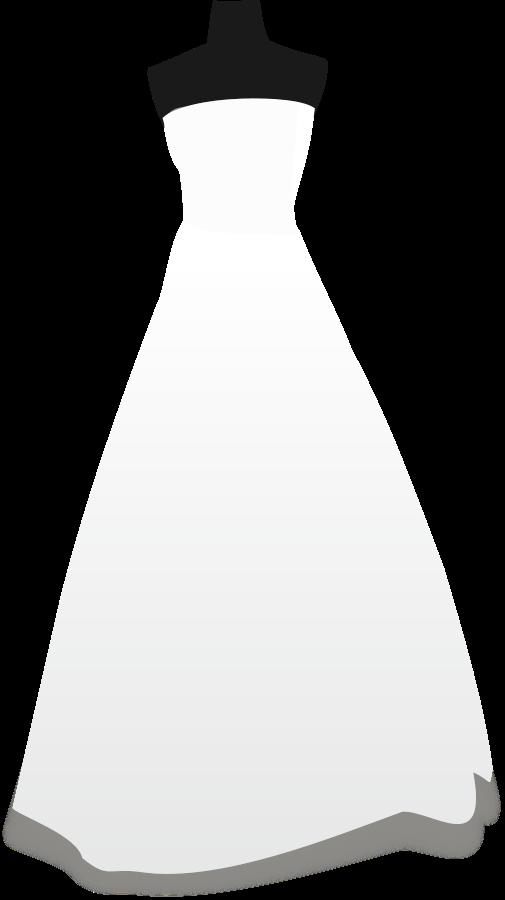 Black Dress svg #2, Download drawings