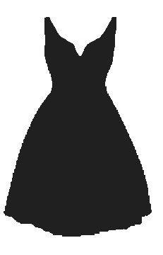 Black Dress svg #17, Download drawings