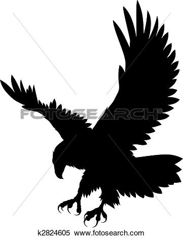 Black Eagle clipart #14, Download drawings