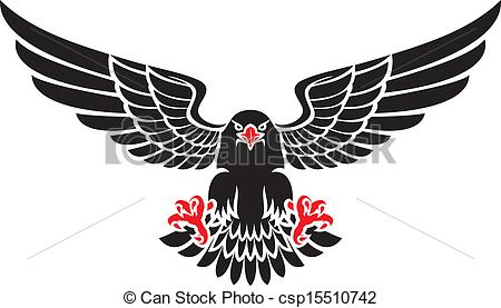 Black Eagle clipart #5, Download drawings