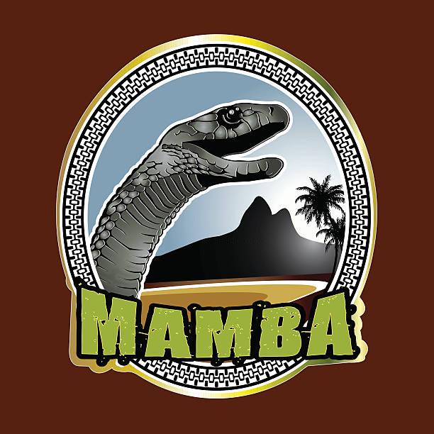 Black Mamba clipart #7, Download drawings