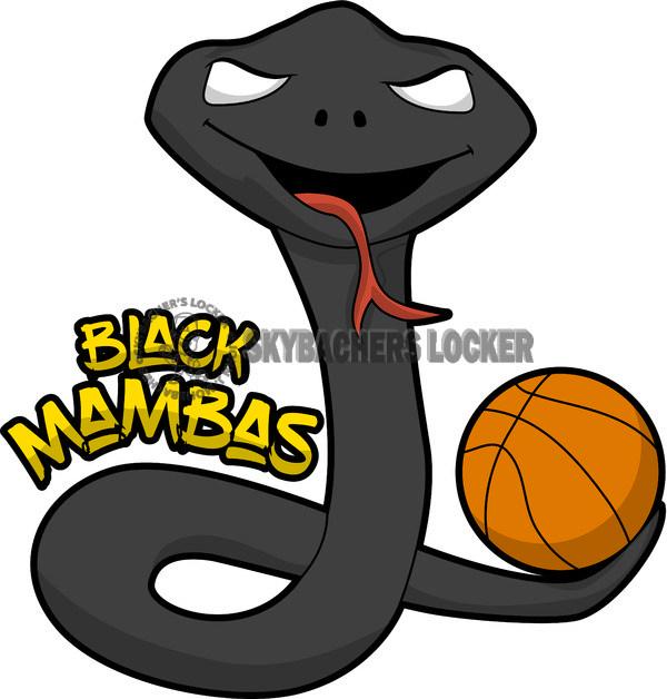 Black Mamba clipart #3, Download drawings