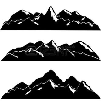 Black Mountain clipart #7, Download drawings