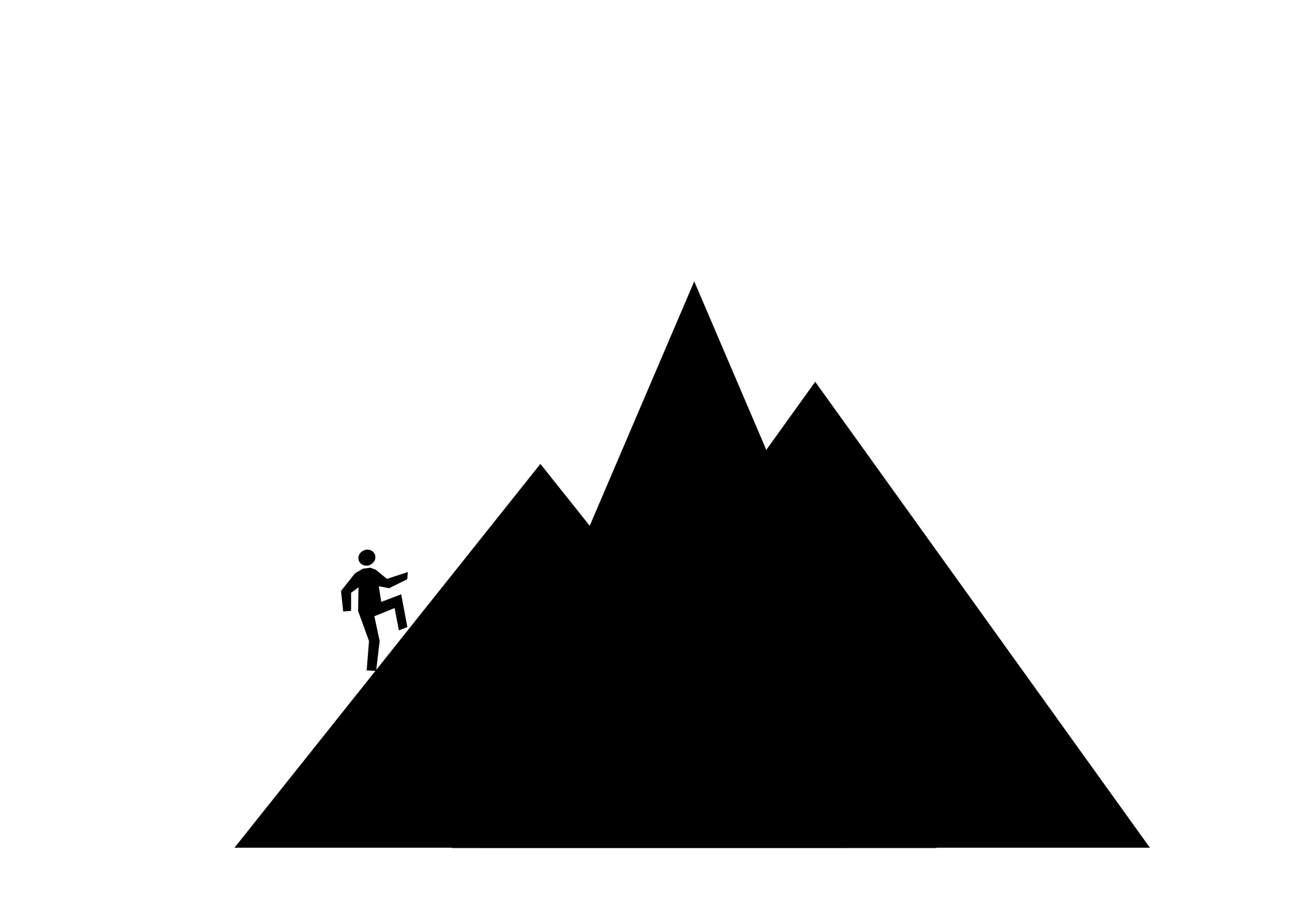 Black Mountain clipart #4, Download drawings