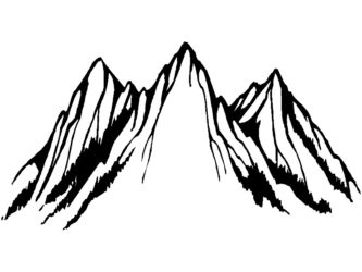 Black Mountain clipart #12, Download drawings