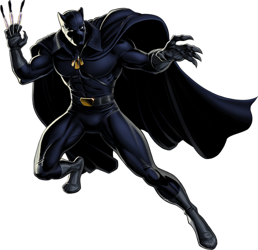 Black Panther clipart #19, Download drawings