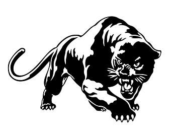 Black Panther clipart #11, Download drawings