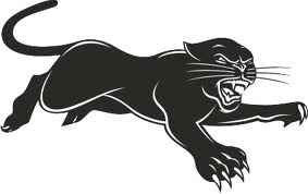 Panther clipart #1, Download drawings