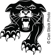 Black Panther clipart #3, Download drawings