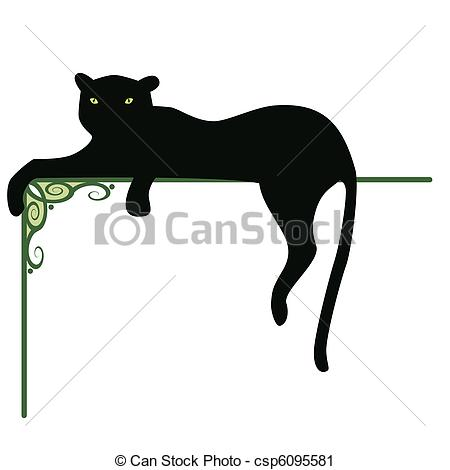 Black Panther clipart #10, Download drawings