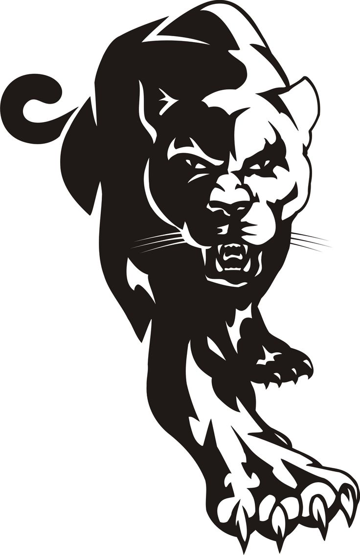 Panther svg #12, Download drawings