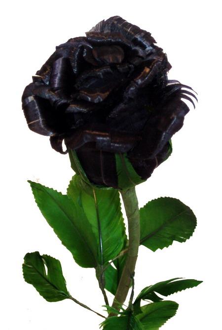 Black Rose coloring #11, Download drawings