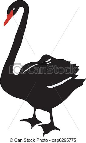 Black Swan clipart #6, Download drawings
