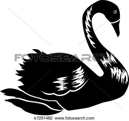 Black Swan clipart #10, Download drawings