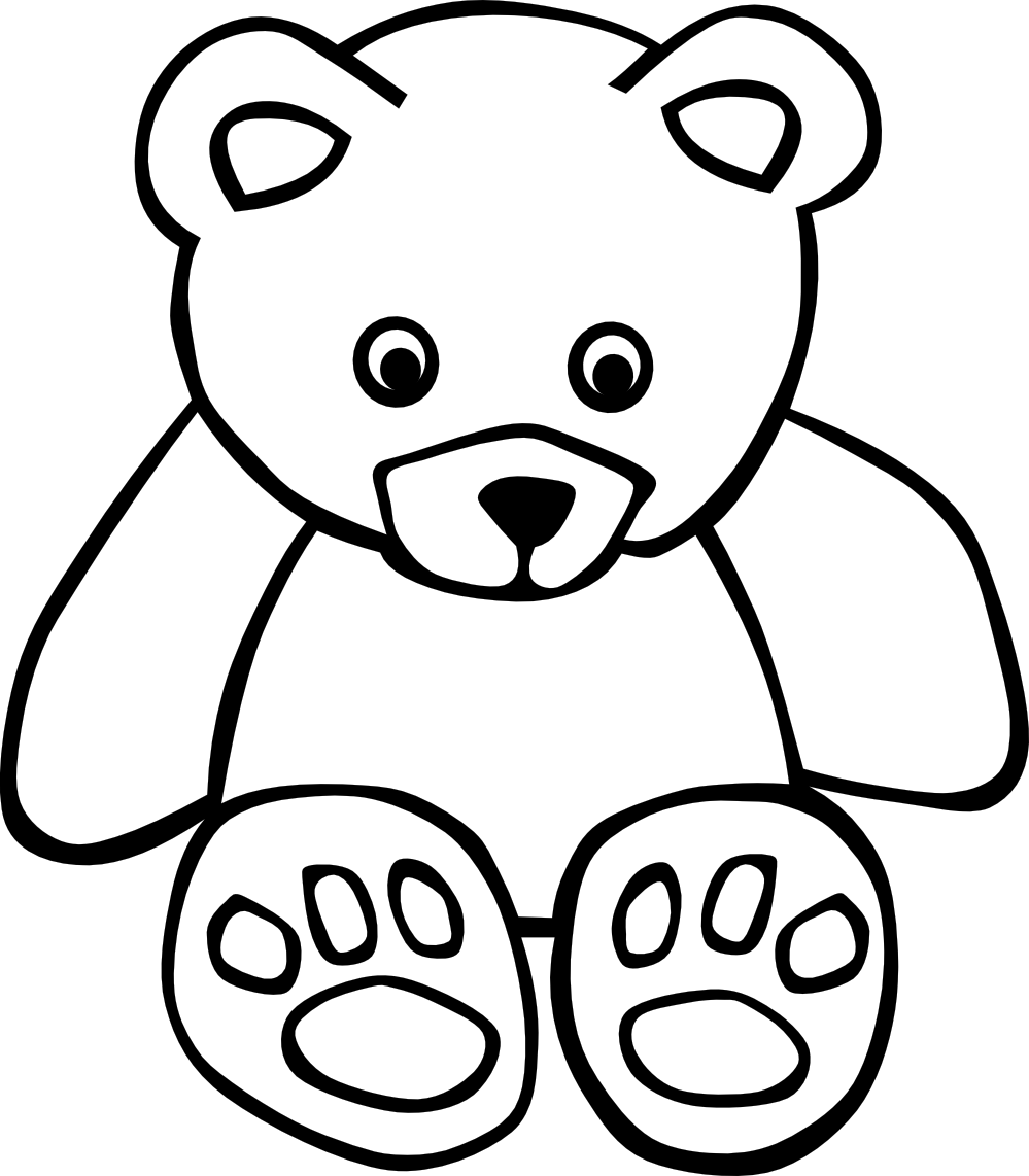 Black & White clipart #11, Download drawings