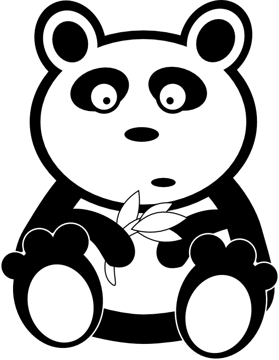 Black & White clipart #19, Download drawings