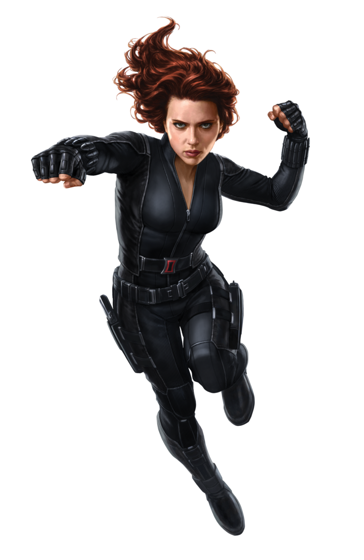 Black Widow clipart #1, Download drawings