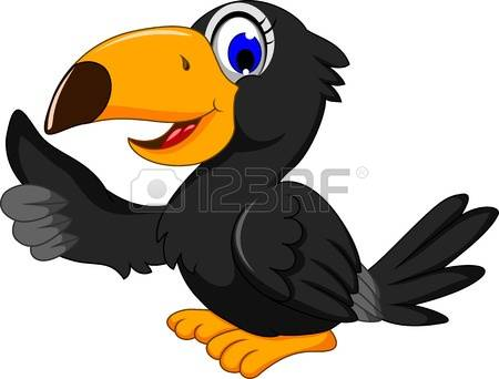 Black-masked Blackbird clipart #12, Download drawings