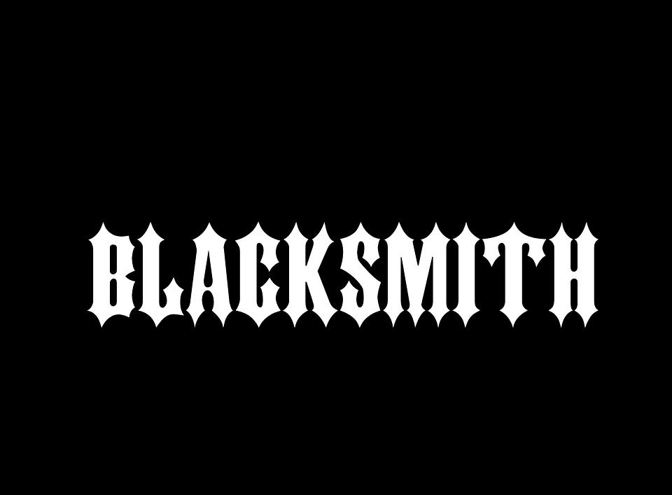 Blacksmith svg #1, Download drawings
