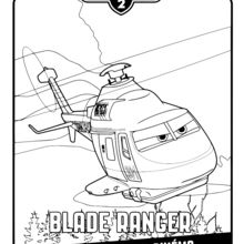 Blade coloring #15, Download drawings