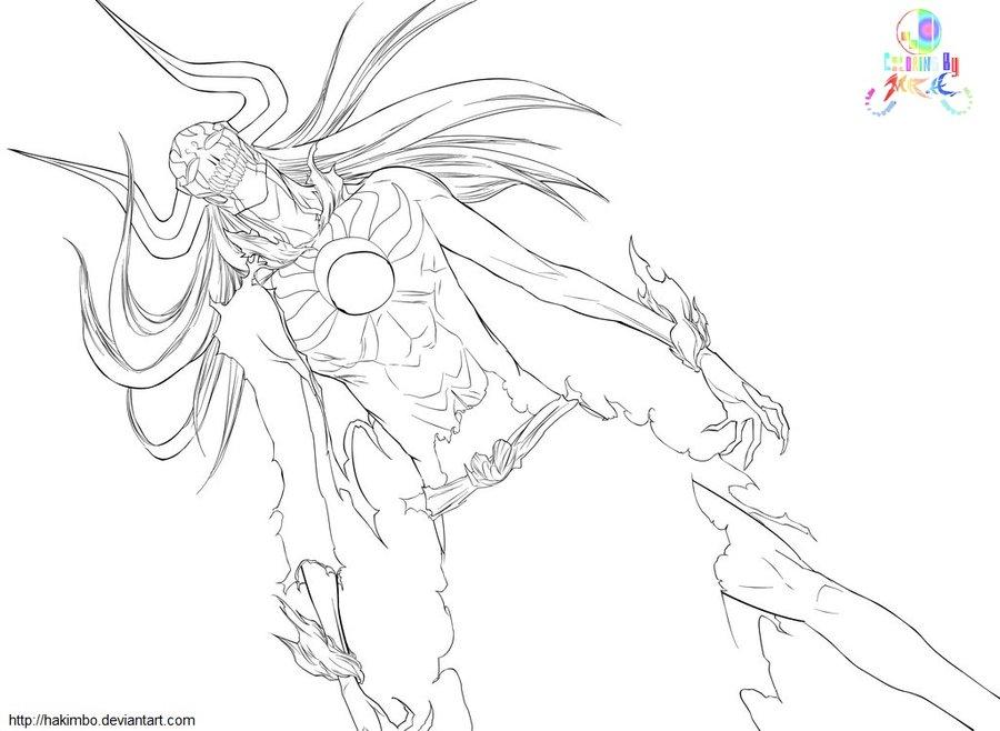 Bleach coloring #11, Download drawings