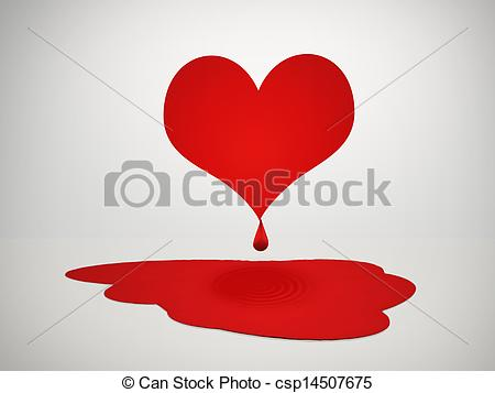 Bleeding Heart clipart #12, Download drawings