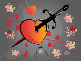 Bleeding Heart svg #16, Download drawings
