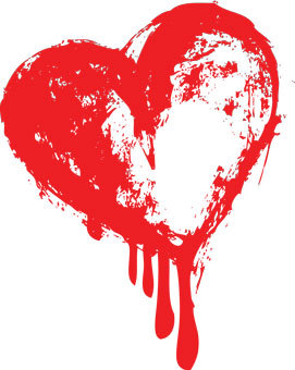 Bleeding Heart svg #11, Download drawings