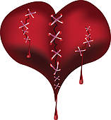 Bleeding Hearts clipart #16, Download drawings