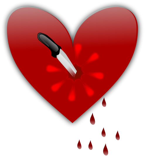 Bleeding Hearts clipart #4, Download drawings